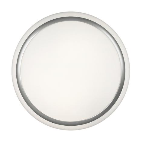 Luxera 68045 - Koupelnové stropní svítidlo LUNA 2xE27/40W/230V