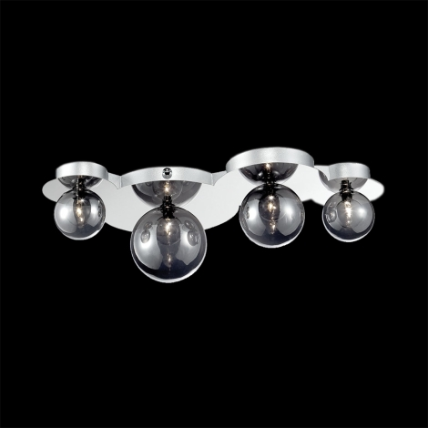 LUXERA 69033 - Stropní svítidlo COOCIES 4xG4/20W