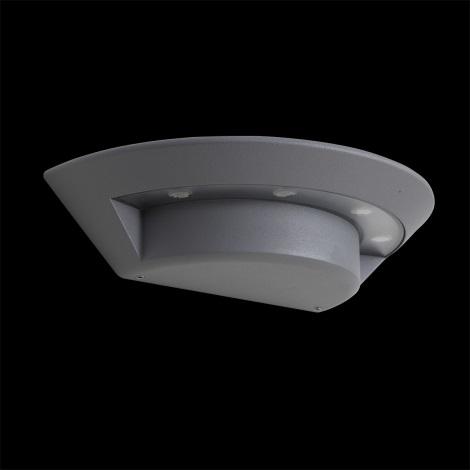 LUXERA 70129 - LED Venkovní nástěnné svítidlo GHOST 4xLED/3W IP54