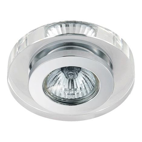 Luxera 71005 - Podhledové svítidlo ELEGANT 1xGU10/50W/230V