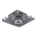 Luxera 71006 - Podhledové svítidlo ELEGANT 1xGU10/50W/230V