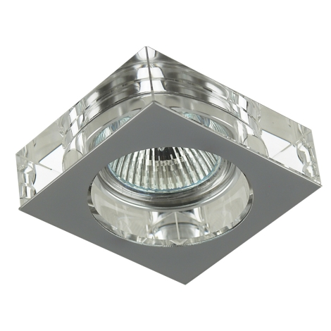 Luxera 71008 - Podhledové svítidlo ELEGANT 1xGU10/50W/230V