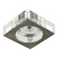 Luxera 71009 - Podhledové svítidlo ELEGANT 1xGU10/50W/230V