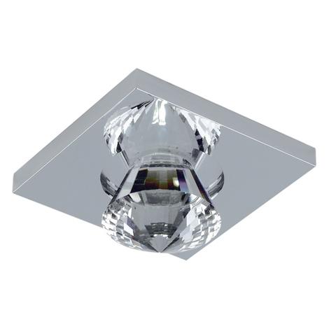 Luxera 71016 - LED podhledové svítidlo LEDS 1xLED/1W/230V