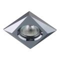 Luxera 71018 - Podhledové svítidlo ELEGANT 1xGU10/50W/230V