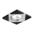 Luxera 71023 - Podhledové svítidlo ELEGANT 1xGU10/50W/230V
