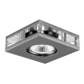Luxera 71027 - Podhledové svítidlo ELEGANT 1xGU10/50W/230V