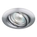 Luxera 71050 - Podhledové svítidlo ELEGANT 1xGU10/50W/230V