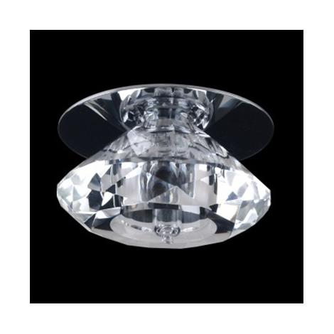 Luxera 71057 - Podhledové svítidlo CRYSTALS 1xG9/40W/230V