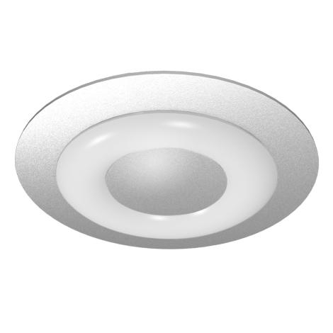 LUXERA 75300 - Stropní zářivkové svítidlo MADISON 1xT5/55W kulaté