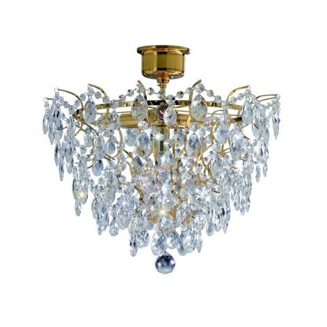 Markslöjd 100510 - Křišťálový přisazený lustr ROSENDAL 4xE14/40W/230V