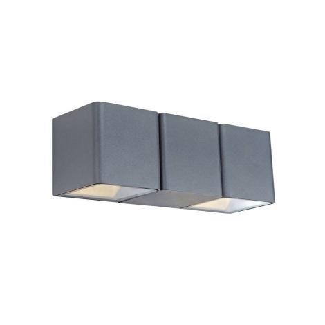 Markslöjd 106517 - LED Venkovní nástěnné svítidlo CETO 2xLED/4W/230V IP44
