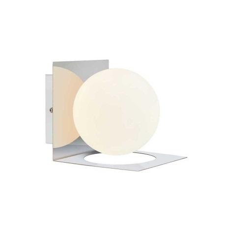 Markslöjd 107488 - Koupelnové nástěnné svítidlo ZENIT 1xG9/18W/230V IP44