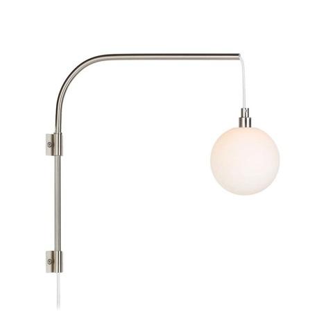 Markslöjd 107489 - Nástěnné svítidlo BUDDY 1xG9/18W/230V