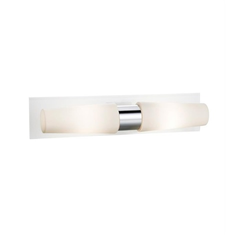 Markslöjd 107615 - Koupelnové nástěnné svítidlo BRASTAD 2xE14/40W/230V IP44