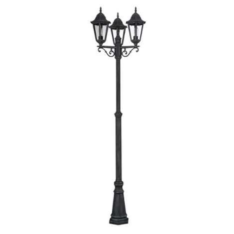 Massive 15025/54/19 - Venkovní lampa ZAGREB 3xE27/100W/230V
