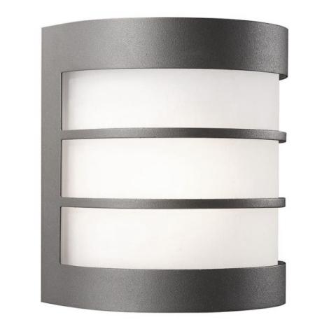 Massive 17025/93/50 - LED venkovní nástěnné svítidlo CALGARY 1xLED/9,5W/230V