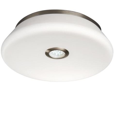 Massive 32071/31/10 - LED Koupelnové stropní světlo SURF 2GX13/22W + LED/0,96W