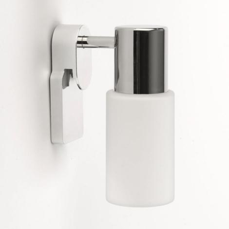 Massive 34143/11/10 - Koupelnové nástěnné svítidlo WADE 1xE14/12W lesklý chrom