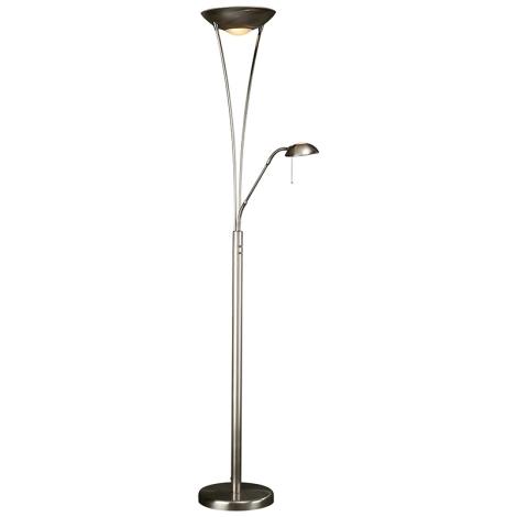 Massive 42070/17/10 - Stmívací stojací lampa MAMO 1xR7S118/300W + 1xG9/40W