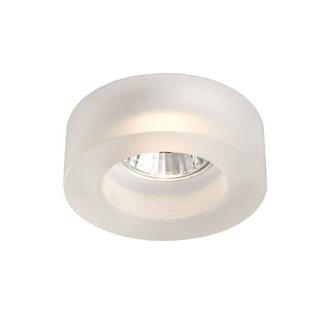 Massive 59515/67/10 - Koupelnové podhledové svítidlo BOLAR 1xGU10/50W matné sklo