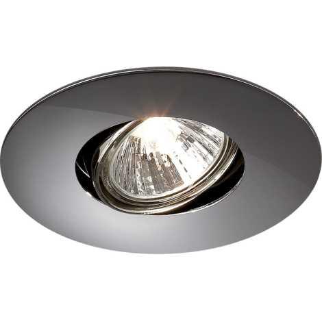 Massive 59550/11/81 - Koupelnové podhledové svítidlo ALMERIA 1xGU10/50W chrom
