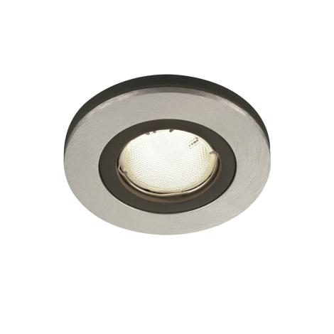 Massive 59655/48/10 - Koupelnové podhledové svítidlo HEZE 1xGU10/10W/230V hliník