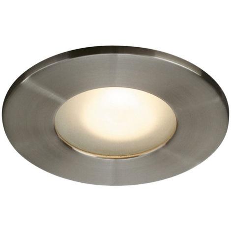 Massive 59905/17/10 - Koupelnové podhledové svítidlo LUTEA 1xGU10/50W/230V
