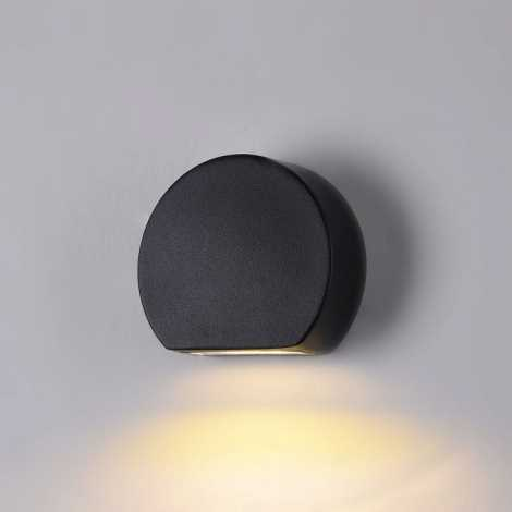 Maytoni O579WL-L6B - LED Venkovní nástěnné svítidlo MADISON AVENUE LED/6W/230V IP54
