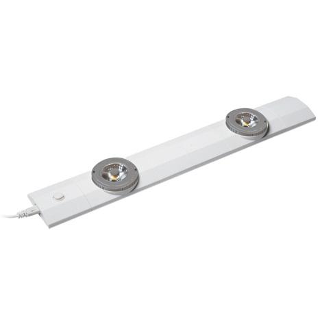 Megaman L0502CB - Podlinkové svítidlo SMARTLITE 2xGX53/9W/230V