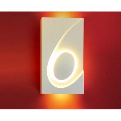 MW-8185 - Nástěnné svítidlo KOMETA 1xE14/40W/230V