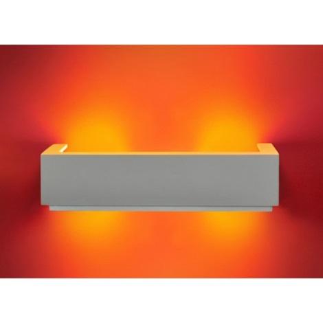 MW-8203 - Nástěnné svítidlo  2xE14/40W/230V