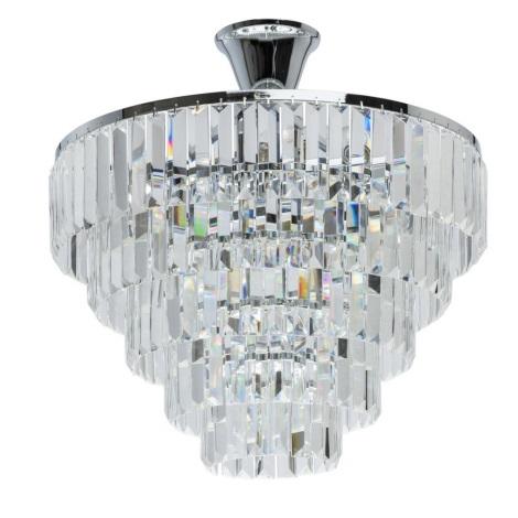MW-LIGHT - Křišťálový přisazený lustr CRYSTAL 5xE14/60W/230V