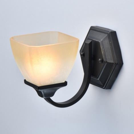 MW-LIGHT - Nástěnné svítidlo COUNTRY 1xE27/60W/230V