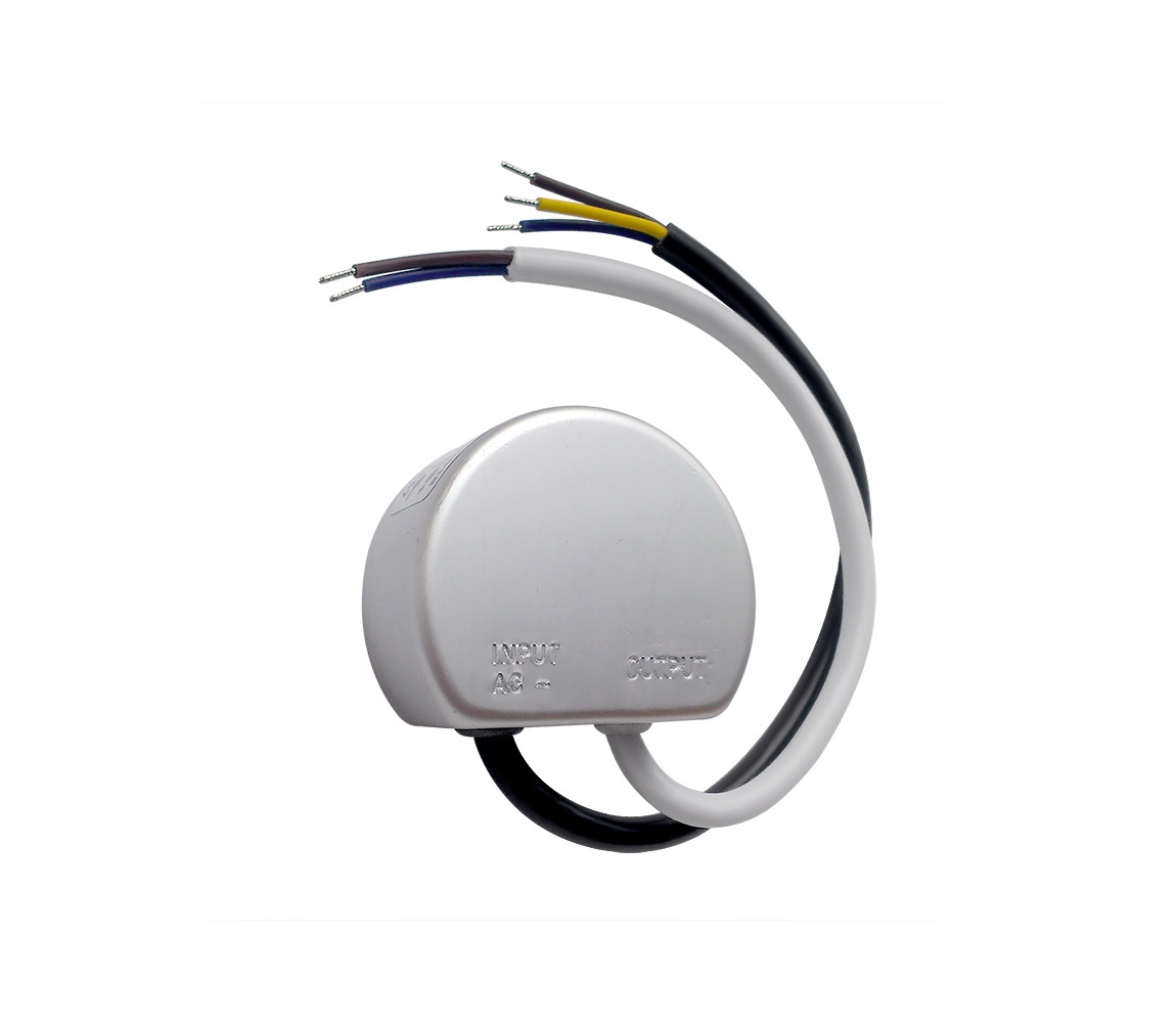 Illumaxx Napěťový zdroj do montážní krabice 20W/12V IP67 OS0004