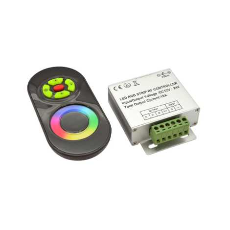 Narva 903001065 - LED RGB bezdrátový set DC12-24V 3x6A