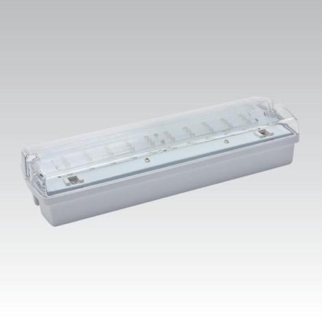 Narva 910100000 - Nouzové svítidlo CARLA LED DIP/5,51W/230V dočasné 1h