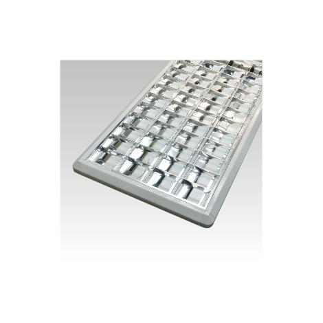 Narva 910390050 - Zářivkové svítidlo CLAUDIA 4xG13/36W/230V