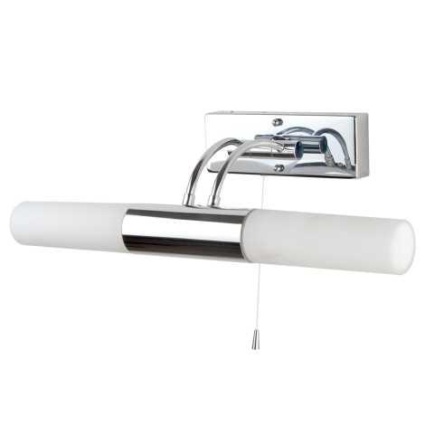 Nástěnné koupelnové svítidlo ARETA 2xG9/40W