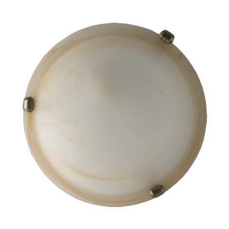 Nástěnné stropní svítidlo ALABASTR