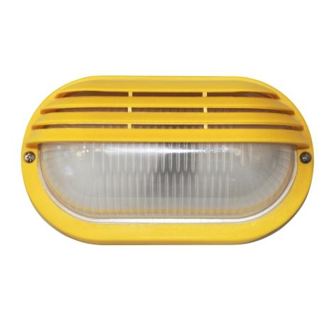 Nástěnné svítidlo 100 S Žl 1xE27/60W