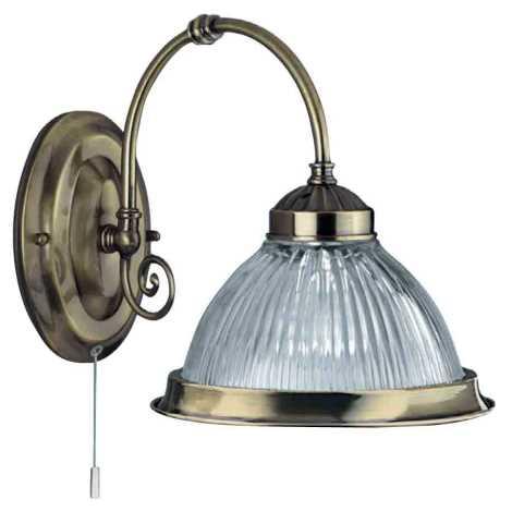 Nástěnné svítidlo 83/A/ZL 1xE27/60W