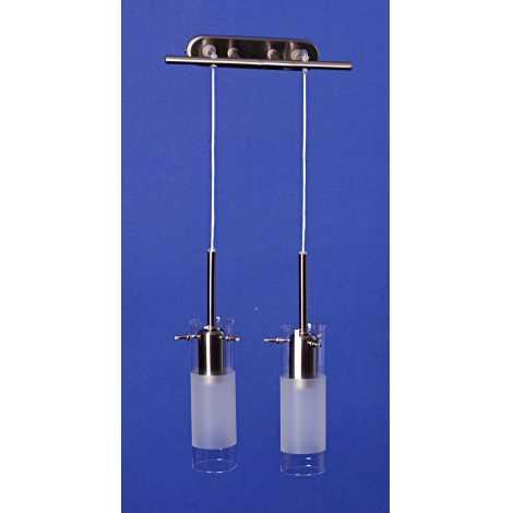 Nástěnné svítidlo 91/2/N 2xE14/40W