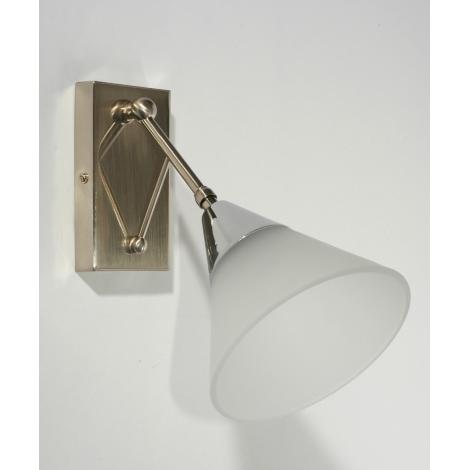 Nástěnné svítidlo APOLLO/A/2 1xE14/60W