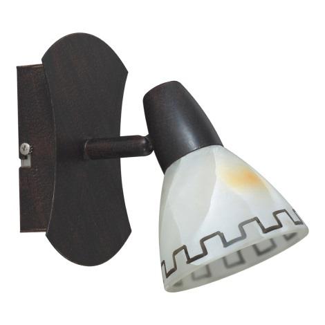 Nástěnné svítidlo AZTEC 1xE14/40W