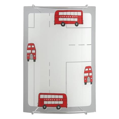 Nástěnné svítidlo BUS 1xE14/60W/230V