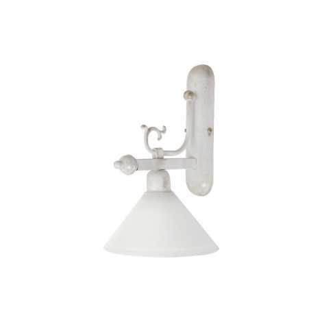 Nástěnné svítidlo CORA WHITE I K - 1xE14/60W/230V