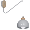 Nástěnné svítidlo DAMA 1xE27/60W/230V
