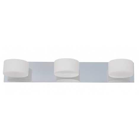 Nástěnné svítidlo EPICCA 3xG9/40W