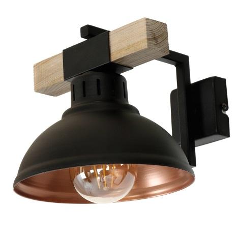 Nástěnné svítidlo HAKON 1xE27/60W/230V